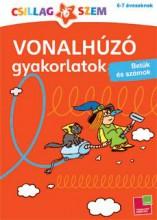VONALHÚZÓ GYAKORLATOK - BETŰK ÉS SZÁMOK - Ekönyv - TESSLOFF ÉS BABILON KIADÓI KFT.