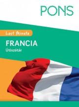 PONS - LAST MINUTE ÚTISZÓTÁR FRANCIA - ÚJ - Ekönyv - KLETT KIADÓ