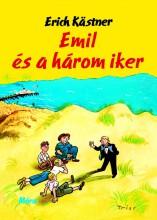 EMIL ÉS A HÁROM IKER - Ekönyv - KÄSTNER, ERICH