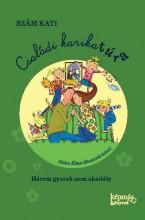 CSALÁDI KARIKATÚRA - Ekönyv - SZÁM KATI