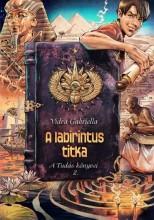 A LABIRINTUS TITKA - A TUDÁS KÖNYVEI 2. (ÚJ) - Ebook - VIDRA GABRIELLA