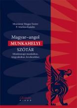 MAGYAR-ANGOL MUNKAHELYI SZÓTÁR - Ekönyv - GRIMM KÖNYVKIADÓ KFT.