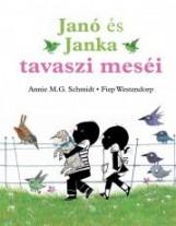 JANÓ ÉS JANKA ŐSZI MESÉI - Ekönyv - SCHMIDT, ANNIE M.G. - WESTENDORP, FIEP
