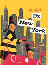 EZ NEW YORK - Ekönyv - SASEK, M.