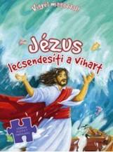 JÉZUS LECSENDESÍTI A VIHART - VIGYÉL MAGADDAL! (PUZZLE-EL) - Ekönyv - IMMANUEL ALAPÍTVÁNY