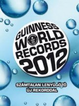 GUINNESS WORLD RECORDS 2012 - Ekönyv - GABO / TALENTUM