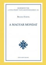 A MAGYAR MONDAT - Ekönyv - BRASSAI SÁMUEL