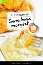 A LEGFINOMABB SÖRÖS-BOROS RECEPTEK - Ekönyv - FRANK JÚLIA
