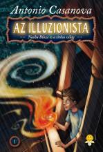 AZ ILLUZIONISTA 1. - NASHA BLAZE ÉS A TITKOS VILÁG - Ebook - CASANOVA, ANTONIO