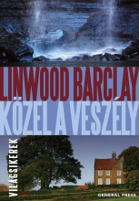 KÖZEL A VESZÉLY - - Ekönyv - BARCLAY, LINWOOD