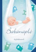 BABANAPLÓ - (FIÚ, KÉK) - Ekönyv - CORVINA KIADÓ