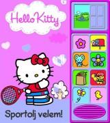 HELLO KITTY - SPORTOLJ VELEM! - Ekönyv - 66612