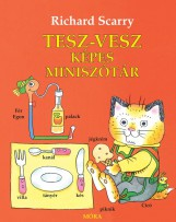 TESZ-VESZ KÉPES MINISZÓTÁR - Ekönyv - SCARRY, RICHARD