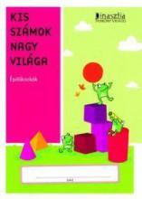 KIS SZÁMOK NAGY VILÁGA - ÉPÍTŐKOCKÁK - Ekönyv - DI065001