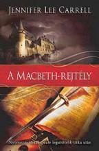A MACBETH-REJTÉLY - Ekönyv - CARRELL, JENNIFER LEE