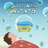 ALTATÓ - KLASSZIKUSOK RAJZFILMEN - DVD-VEL - Ekönyv - JÓZSEF ATTILA