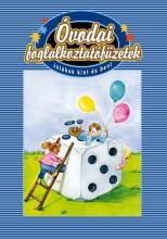 ÓVODAI FOGLALKOZTATÓFÜZETEK - JÁTÉKOK KINT ÉS BENT - Ekönyv - TOTEM