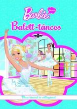 BARBIE LEHETNÉK - BALETT-TÁNCOS - Ekönyv - 54533