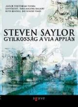 GYILKOSSÁG A VIA APPIÁN (ÚJ!) - Ekönyv - SAYLOR, STEVEN