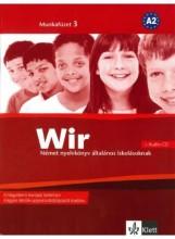 WIR NEUE 3. MUNKAFÜZET + CD - Ekönyv - KLETT KIADÓ