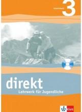 DIREKT 3. ARBEITSBUCH + CD - Ekönyv - KLETT KIADÓ