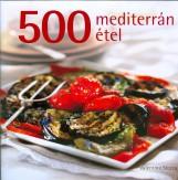 500 MEDITERRÁN ÉTEL - Ekönyv - SFORZA, VALENTINA