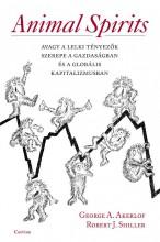 ANIMAL SPIRITS - Ekönyv - AKERLOF, GEORGE A. - SHILLER, ROBERT J.