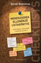 MENEDZSEREK ELLENŐRZŐ LISTAKÖNYVE - Ekönyv - ROWNTREE, DEREK
