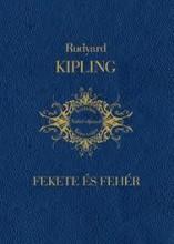 FEKETE ÉS FEHÉR - dísz - - Ekönyv - KIPLING, RUDYARD