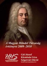 A MAGYAR HÄNDEL TÁRSASÁG ÉVKÖNYVE - Ekönyv - RÓZSAVÖLGYI ÉS TÁRSA