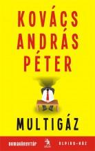 MULTIGÁZ (CÍME FEKETÉVEL) - Ekönyv - KOVÁCS ANDRÁS PÉTER