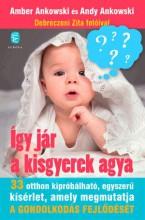 ÍGY JÁR A KISGYEREK AGYA - Ekönyv - ANKOWSKI, AMBER - ANKOWSKI, ANDY