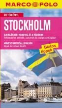 STOCKHOLM - ÚJ MARCO POLO - Ekönyv - CORVINA KIADÓ