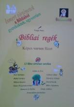 BIBLIAI REGÉK - KÉPES VERSES FÜZET - Ekönyv - VARGA ANNI