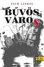 BŰVÖS VÁROS - Ekönyv - LERMAN, DREW