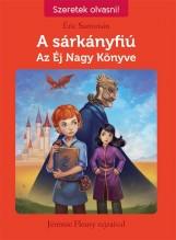 AZ ÉJ NAGY KÖNYVE - A SÁRKÁNYFIÚ 2. - Ekönyv - SANVOISIN, ÉRIC