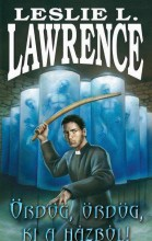 ÖRDÖG, ÖRDÖG, KI A HÁZBÓL! - Ekönyv - LAWRENCE, LESLIE L.