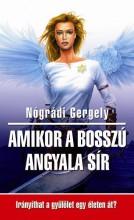 AMIKOR A BOSSZÚ ANGYALA SÍR - Ekönyv - NÓGRÁDI GERGELY