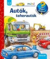 AUTÓK, TEHERAUTÓK - SCOLAR MINI 4. - Ekönyv - SCOLAR KIADÓ ÉS SZOLGÁLTATÓ BT.