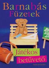 BARNABÁS FÜZETEK - JÁTÉKOS BETŰVETŐ - Ekönyv - TELEGDI ÁGNES