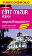 COTE D'AZUR - MONACO - ÚJ MARCO POLO - Ekönyv - CORVINA KIADÓ