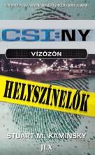 CSI:NY - VÍZÖZÖN - HELYSZÍNELŐK - Ekönyv - KAMINSKY, STUART M.