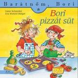 BORI PIZZÁT SÜT - BARÁTNŐM, BORI - Ekönyv - LIANE SCHNEIDER - EVA WENZEL-BÜRGER