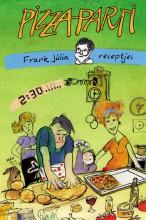 PIZZAPARTI - Ekönyv - FRANK JÚLIA