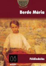 FÖLDINDULÁS - Ekönyv - BERDE MÁRIA