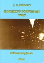 KOZMIKUS TÖRVÉNYEK - AVAGY MINDENNAPJAINK - Ekönyv - BENNETT, J.G.