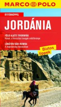 JORDÁNIA - ÚJ MARCO POLO - Ekönyv - CORVINA KIADÓ