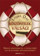 KÖSZÖNTELEK, VÁLSÁG! - Ekönyv - DAY, LAURA