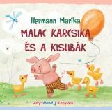MALAC KARCSIKA ÉS A KISLIBÁK - Ekönyv - HERMANN MARIKA
