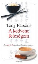 A KEDVENC FELESÉGEM - Ekönyv - PARSONS, TONY
